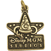 Vintage Sterling Disney World and MGM Studios Charm