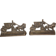 Hubley Bookends
