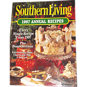 Southern Living Cookbook 1997 Annual Recipes