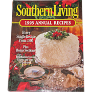 Southern Living Cookbook 1995 Annual Recipes