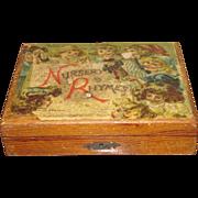 Victorian Block Puzzle