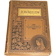 SOLD The Poetical Works of Jean Ingelow Illustrated