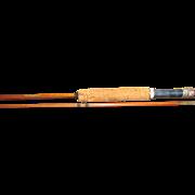 SOLD Horrocks Ibbotson Bamboo Fly Rod