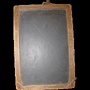 School Slate : Chalk Board