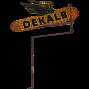 Dekalb Flying Corn Sign