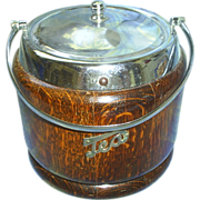 English Tea Caddy