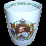Edward VIII Doulton Tumbler