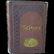SOLD The Prairie, J. Fenimore Cooper, 1873