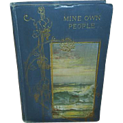 """""""Mine Own People"""" Rudyard Kipling"""