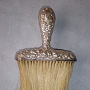 Fabulous Early Wallace Sterling Silver Clothes / Hat Brush