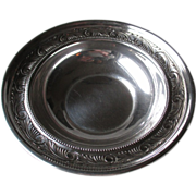 """""""Reed & Barton"""" Sterling Silver Bowl"""