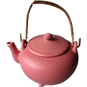 Great Rookwood Pottery Teapot