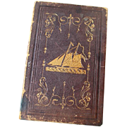 "1843 Book ""Thulia: A Tale of Antarctic"" by J.C. Palmer U.S.N."