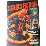 SOLD 1976 Pictorial History of Science Fiction by David Kyle