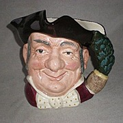 Wonderful Royal Doulton Toby Jug - Mine Host