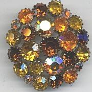 SALE Karu Arke, Inc. Stunning Variety of Colors Pin Brooch