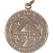 Sterling Silver Charm Pendant of National Association of County Agricultural Agents (NACAA) ..