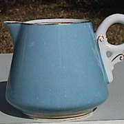SALE Royal Worcester Porcelain Pitcher 1911 (signed and dated) made expressly for BIGELOW, ...