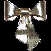 Vintage AVON Bow Brooch/Pendant/Flower Holder
