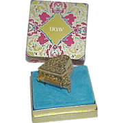 Vintage AVON Baby Grand for Perfume Glace'