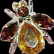 Vintage Fly/Bee Brooch