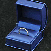 Classic CARTIER !  18kt  Yellow Gold Ring