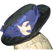 Hat for Antique bisque doll