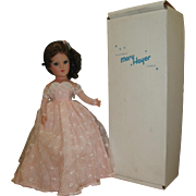 13 inch Mary Hoyer doll with her box