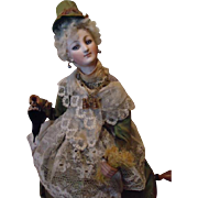 Wonderful French Lady Automaton with Music
