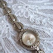 Art Deco Bucherer Watch Working Condition