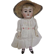 10 Inch All Bisque Kestner Doll