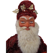 """Fabulous Fare Large 25"""" Santa or Father Christmas Candy Container"""