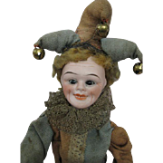 Rare Early French Market Toy or Clapper