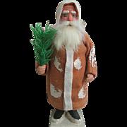 SALE PENDING Vintage Old Stock Father Christmas Santa Claus Original