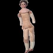 SOLD Simon Halbig Bisque Dollhouse Little Women Doll 1160