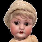 SOLD Kestner 143 Bisque Antique Doll Little Boy