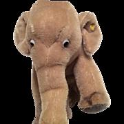 Steiff Elephant for Doll Circus