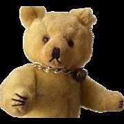 Vintage Glass Eye Mohair Jointed Teddy Bear