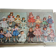 Little Lady Jig Saw Style Puzzle