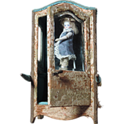 SALE Wonderful Sedan Chair - For That Special Doll !