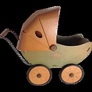Fibro Toy Cardboard Carriage
