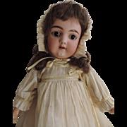 """17"""" Heinrich Handwerck 109 Antique Doll"""