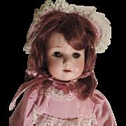 "13 1/2"" AM Floradora on Labeled Floradora Kid Body"