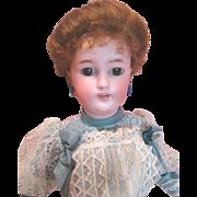 "17.5 In. German Simon Halbig ""Gibson Girl"" Lady Doll #1159"
