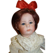 Cabinet Size German Character Toddler Mold #115A by K&R