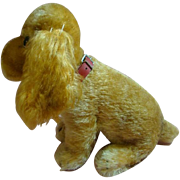 SALE Steiff Cocker Spaniel, Seated, Button in Ear