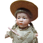 "All Original German Kammer & Reinhardt (K*R) ""Marie"" Character Doll, Mold #101"