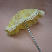 Vintage Parasol for your Doll's Stroll in the Park