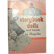 SOLD Storybook Dolls and Friends Booklet by Nancy Ann