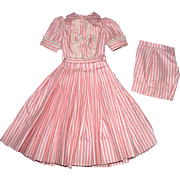 SOLD Alexander Cissy Doll Three Piece Outfit, Dress, Skirt, and Shorts